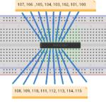 mcp23017-Pin-Belegung