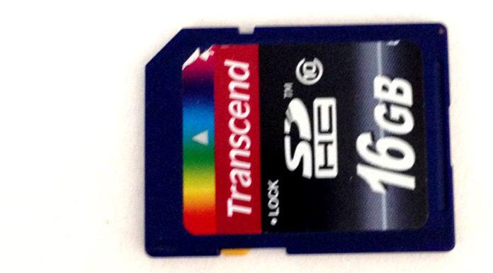 Wie lange hält SD-Karte